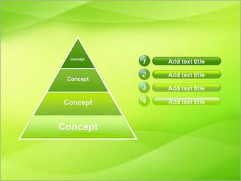 Green Wave Modèles des présentations  PowerPoint - Diapositives 22