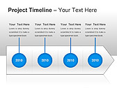 Project Timeline PPT Diagrams & Charts - Slide 11