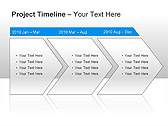 Project Timeline PPT Diagrams & Charts - Slide 17