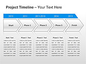 Project Timeline PPT Diagrams & Charts - Slide 18