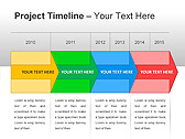 Project Timeline PPT Diagrams & Charts - Slide 20