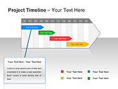 Project Timeline PPT Diagrams & Charts - Slide 3