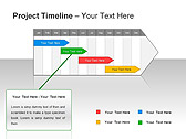 Project Timeline PPT Diagrams & Charts - Slide 4