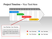 Project Timeline PPT Diagrams & Charts - Slide 5