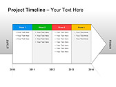 Project Timeline PPT Diagrams & Charts - Slide 9