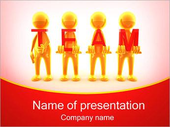 Equipe de Ouro Modelos de apresentações PowerPoint