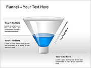 Funnel PPT Diagrams & Chart