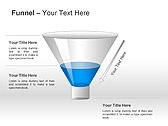 Funnel PPT Diagrams & Chart - Slide 1