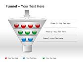 Funnel PPT Diagrams & Chart - Slide 10