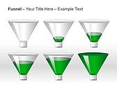 Funnel PPT Diagrams & Chart - Slide 13