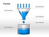 Funnel PPT Diagrams & Chart - Slide 20