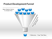 Funnel PPT Diagrams & Chart - Slide 9