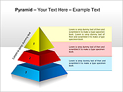 Pyramid PPT Diagrams & Charts