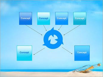 Mensaje Plantillas de Presentaciones PowerPoint - Diapositiva 10