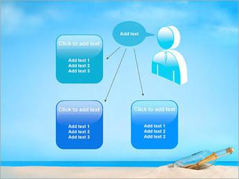 Mensaje Plantillas de Presentaciones PowerPoint - Diapositiva 12