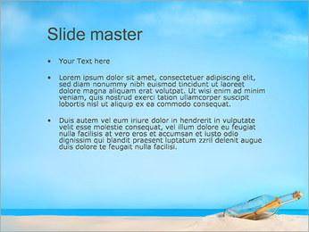 Mensaje Plantillas de Presentaciones PowerPoint - Diapositiva 2