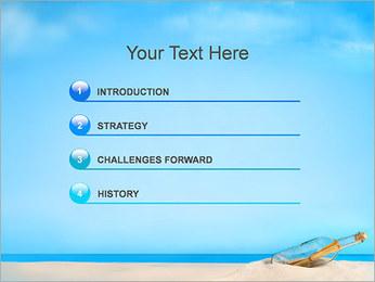 Mensaje Plantillas de Presentaciones PowerPoint - Diapositiva 3
