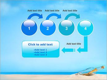 Mensaje Plantillas de Presentaciones PowerPoint - Diapositiva 4