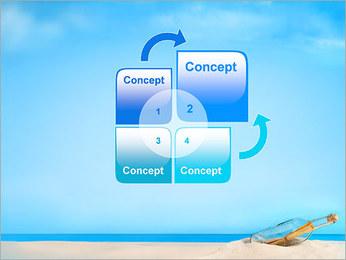 Mensaje Plantillas de Presentaciones PowerPoint - Diapositiva 5