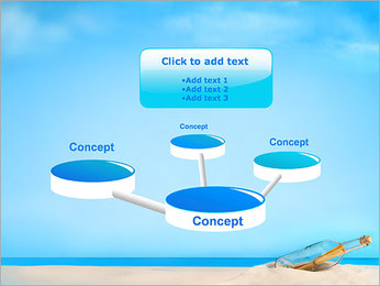 Mensaje Plantillas de Presentaciones PowerPoint - Diapositiva 9