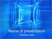 Abstract Cube PowerPoint Templates