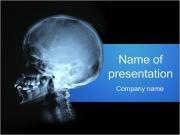 Human Skull PowerPoint Templates