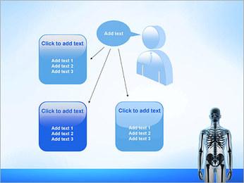 Human Skeleton PowerPoint Templates - Slide 12