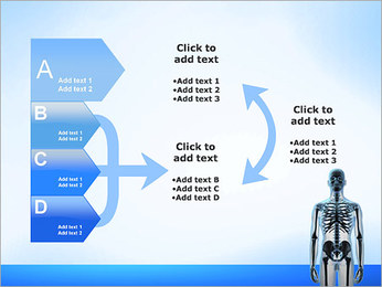 Human Skeleton PowerPoint Templates - Slide 16