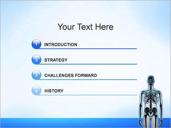 Human Skeleton PowerPoint Templates - Slide 3