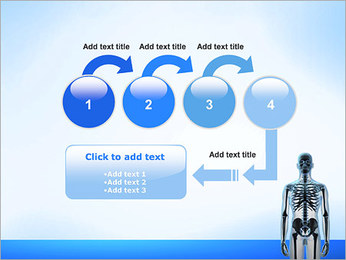 Human Skeleton PowerPoint Templates - Slide 4