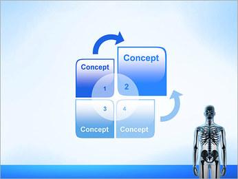 Human Skeleton PowerPoint Templates - Slide 5