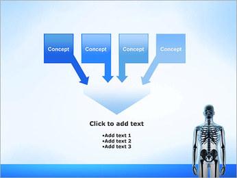 Human Skeleton PowerPoint Templates - Slide 8