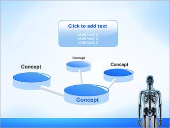 Human Skeleton PowerPoint Templates - Slide 9