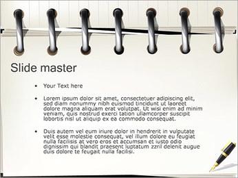 Pen et ordinateur portable Modèles des présentations  PowerPoint