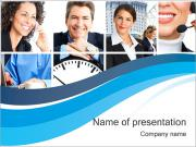 Businesspeople PowerPoint sunum şablonları