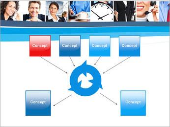 Empresarios Plantillas de Presentaciones PowerPoint - Diapositiva 10