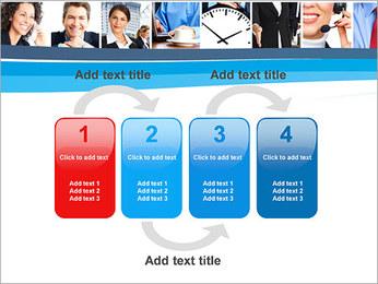 Empresarios Plantillas de Presentaciones PowerPoint - Diapositiva 11