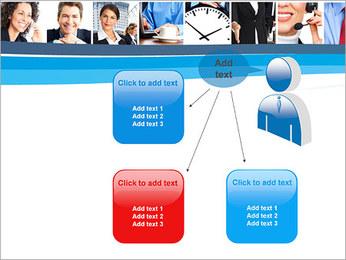 Empresarios Plantillas de Presentaciones PowerPoint - Diapositiva 12
