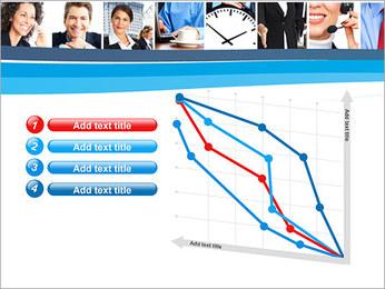 Empresarios Plantillas de Presentaciones PowerPoint - Diapositiva 13