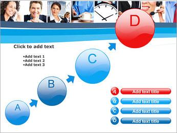 Empresarios Plantillas de Presentaciones PowerPoint - Diapositiva 15