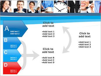 Empresarios Plantillas de Presentaciones PowerPoint - Diapositiva 16