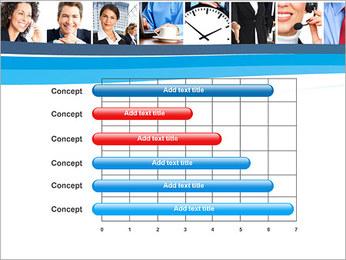 Empresarios Plantillas de Presentaciones PowerPoint - Diapositiva 17