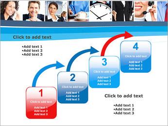 Empresarios Plantillas de Presentaciones PowerPoint - Diapositiva 20