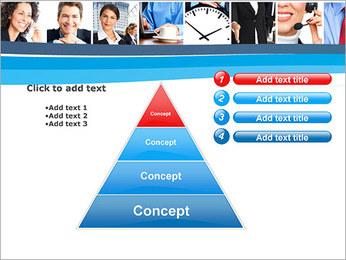 Empresarios Plantillas de Presentaciones PowerPoint - Diapositiva 22