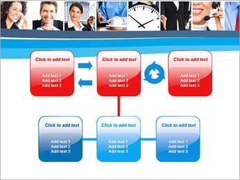Empresarios Plantillas de Presentaciones PowerPoint - Diapositiva 23