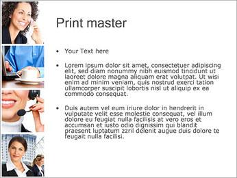 Empresarios Plantillas de Presentaciones PowerPoint - Diapositiva 24