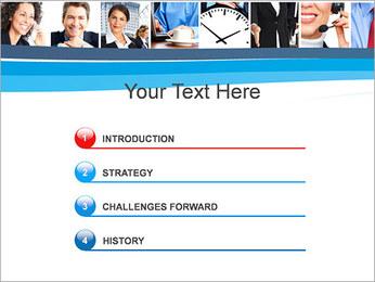 Empresarios Plantillas de Presentaciones PowerPoint - Diapositiva 3
