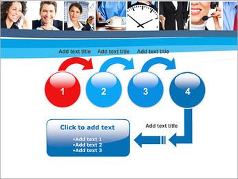Empresarios Plantillas de Presentaciones PowerPoint - Diapositiva 4