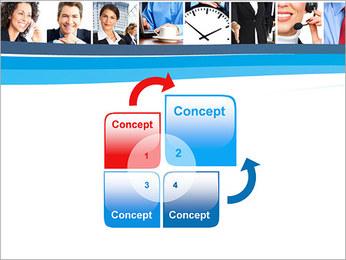 Empresarios Plantillas de Presentaciones PowerPoint - Diapositiva 5