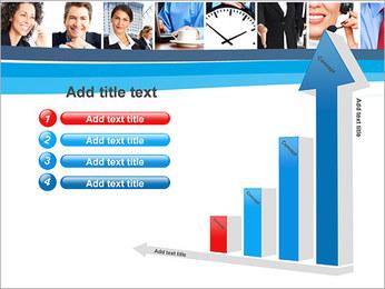 Empresarios Plantillas de Presentaciones PowerPoint - Diapositiva 6